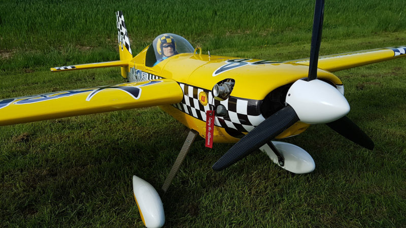 Extra260 - YellowCap